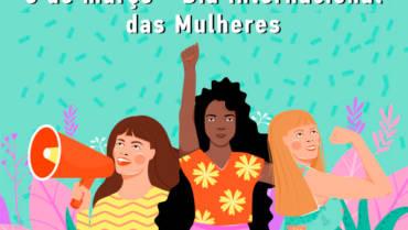 8 de Março – Dia Internacional das Mulheres