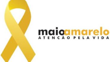Maio amarelo é importante alerta sobre acidentes no trânsito