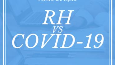 Plano de Ação: RH vs COVID-19