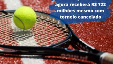 Wimbledon pagou seguro em caso de pandemia por 17 anos e agora receberá R$ 722 milhões mesmo com torneio cancelado